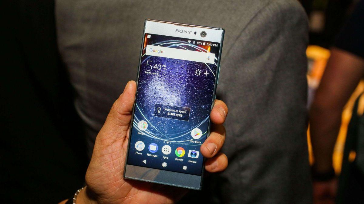 El Xperia XA2 y Xperia XA2 Ultra traen el lector de huellas de Sony a EEUU