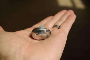 Audífonos Sony WF-1000X: totalmente inalámbricos con cancelación de ruido