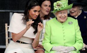 Los duques de Sussex ponen esta tajante regla sobre hablar de la Reina Isabel en el trabajo