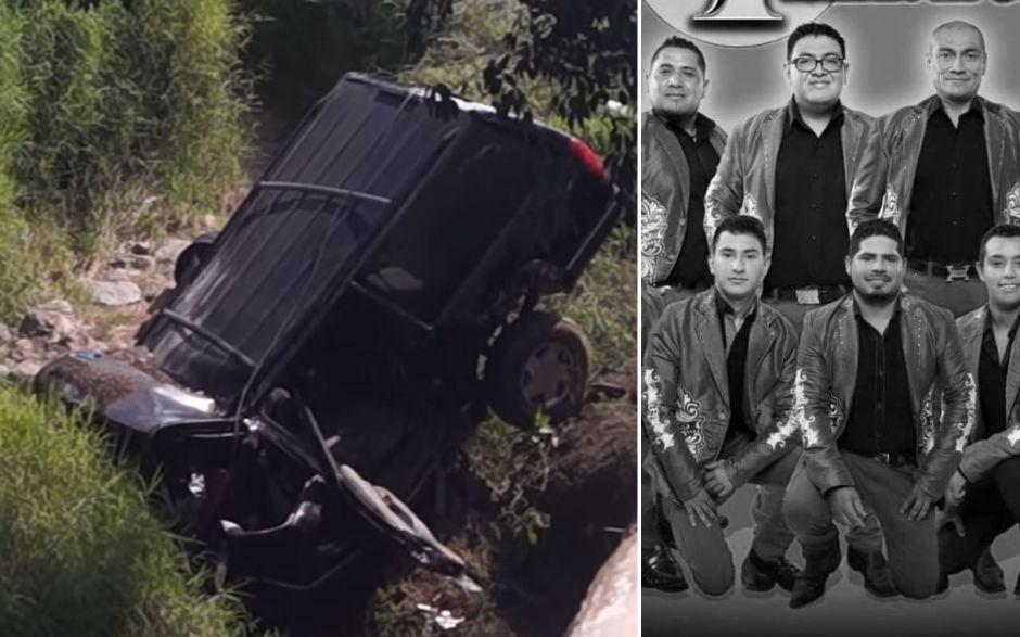 Tragedia: Fallecen seis integrantes de la Banda la Trilladora en terrible accidente