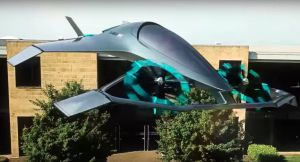 El auto volador de Aston Martin sigue creando expectativas