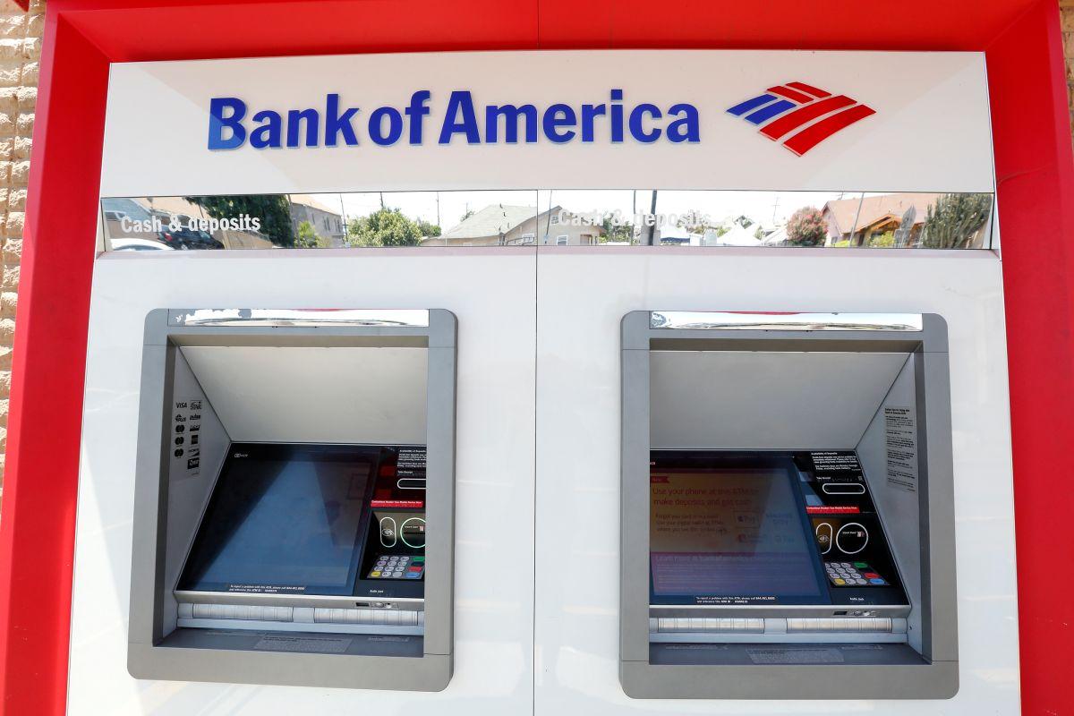 Bank of America te paga $15 sólo por usar su app