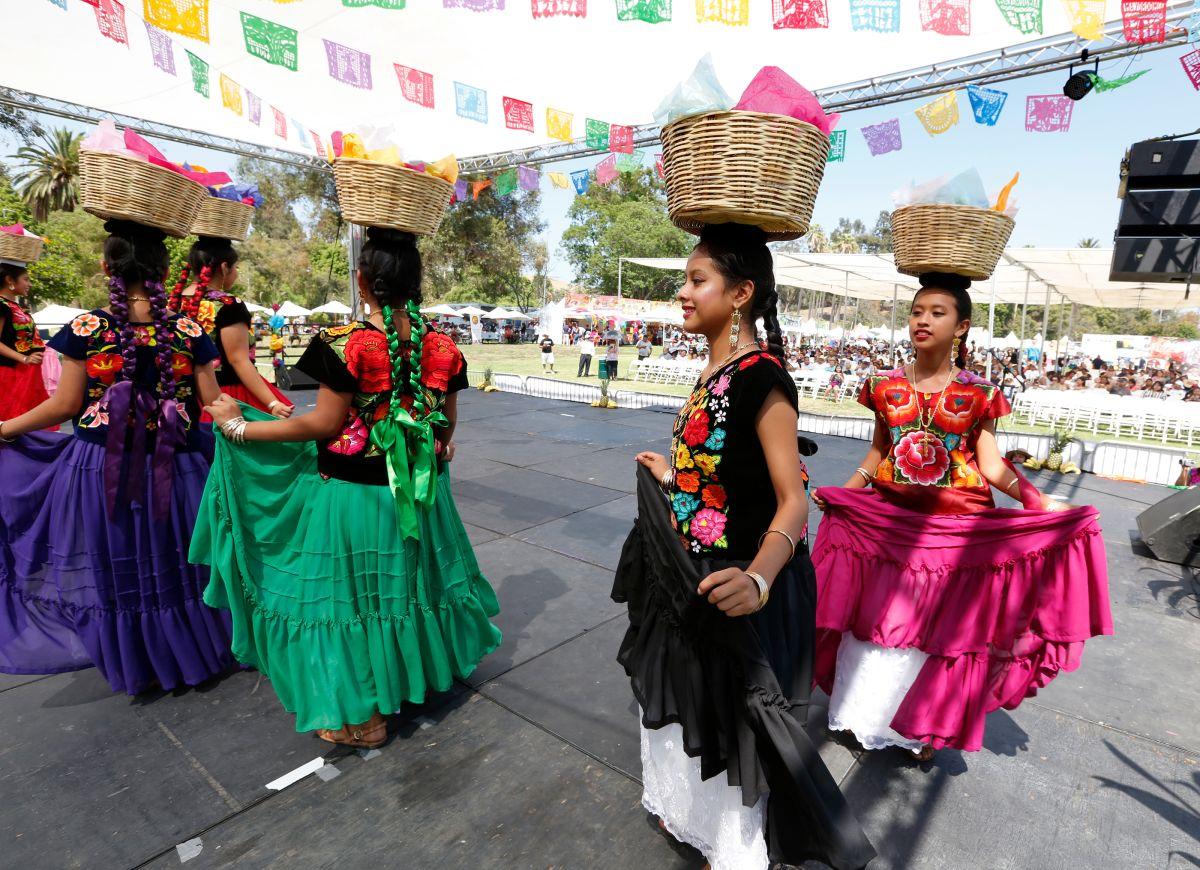 La dramática selección de danzantes para la Guelaguetza 2019