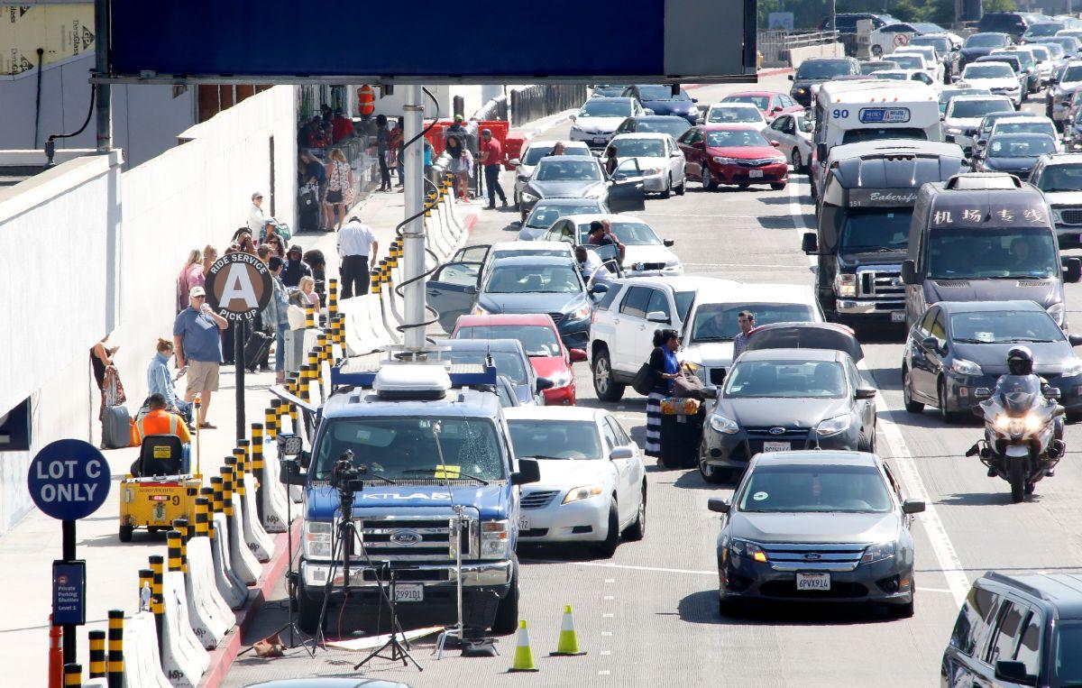 Se esperan millones de viajeros para estas vacaciones comenzando desde hoy