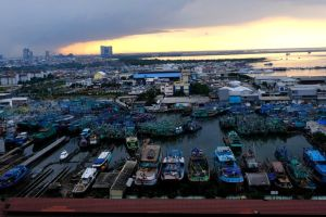 Yakarta: la ciudad que más rápido se está hundiendo en el mundo