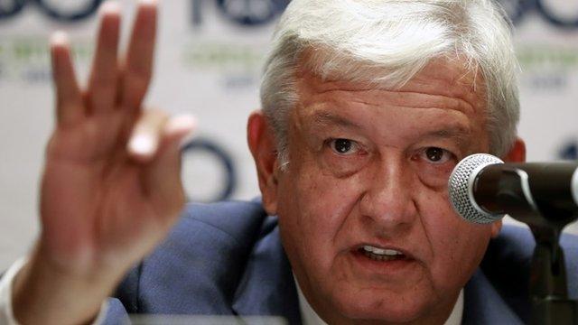 La polémica propuesta de López Obrador para terminar con la cruel guerra del narco