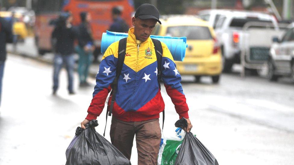 Ecuador declara estado de emergencia para brindar atención humanitaria a migrantes de Venezuela