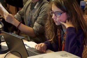 Los niños que lograron hackear el sistema electoral de Estados Unidos