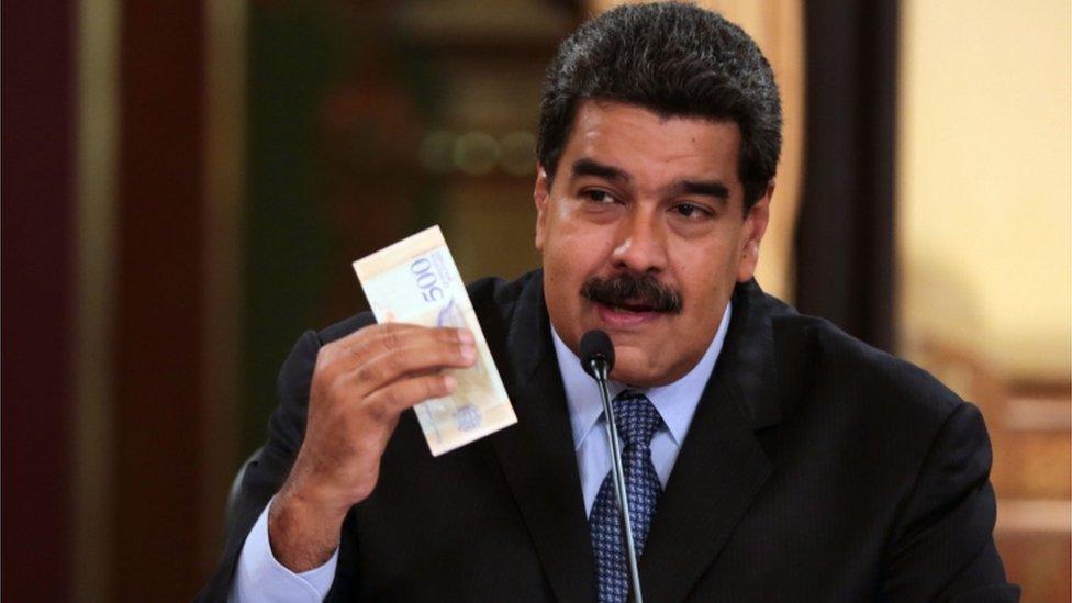Este es el plan de Nicolás Maduro contra la hiperinflación en Venezuela