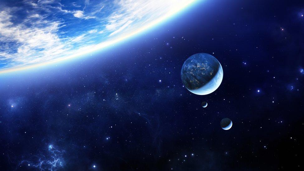 Los exoplanetas que pueden tener tanta o más agua que nuestra Tierra