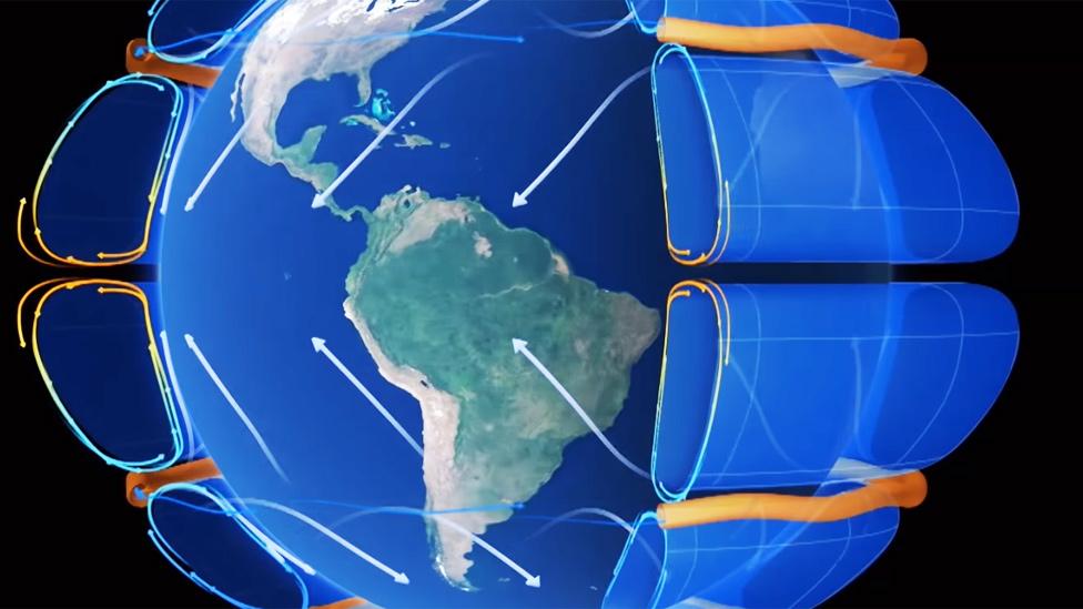 Aeolus: El satélite que promete el primer mapa global de los vientos en la Tierra