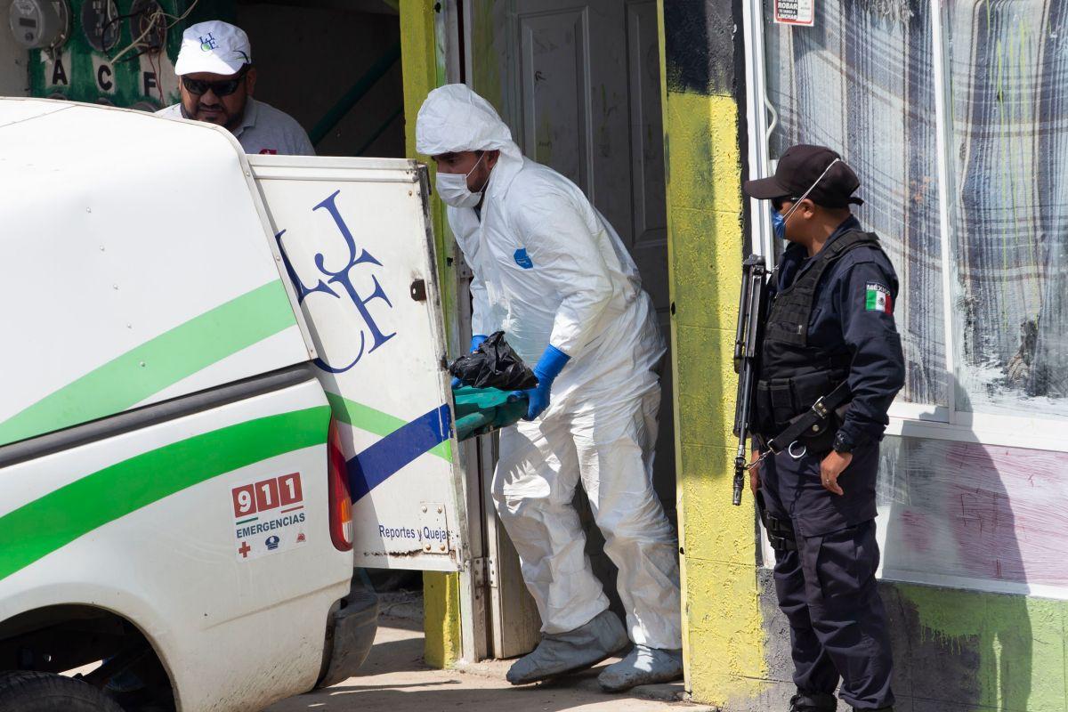 Matan a cuatro durante funeral en Veracruz, además disparan también al ferétro