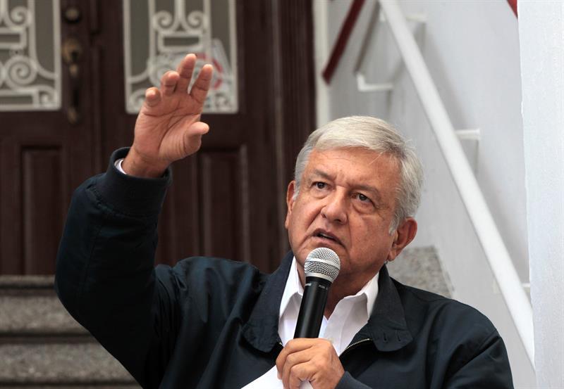 López Obrador comienza a dar forma a su primer círculo de Presidencia