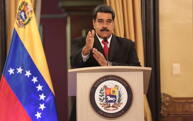 Detienen a seis sospechosos por el atentado a Nicolás Maduro