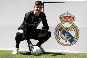 Thibaut Courtois asegura que cumplió su sueño de niño con el Real Madrid