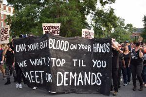 """Charlottesville: """"Basta al racismo"""" piden en el aniversario de disturbios"""