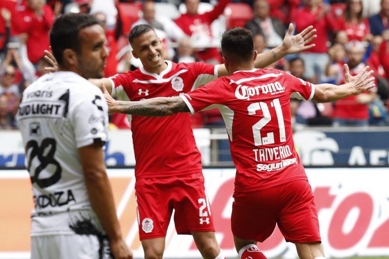 Toluca vence a Xolos y se da confianza para enfrentar al líder invicto Cruz Azul