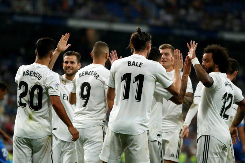 Real Madrid tiene en Gareth Bale su alternativa a Cristiano en La Liga española. (Foto: EFE/Kiko Huesca)