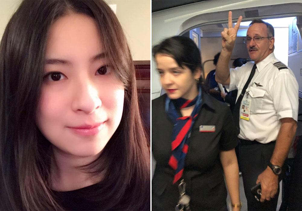 """""""Humillante"""": American Airlines echa a artista del avión y el piloto es acusado de burlas"""