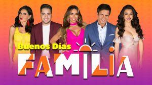 Estrella TV cancela 'Buenos días familia' y William Valdés reacciona