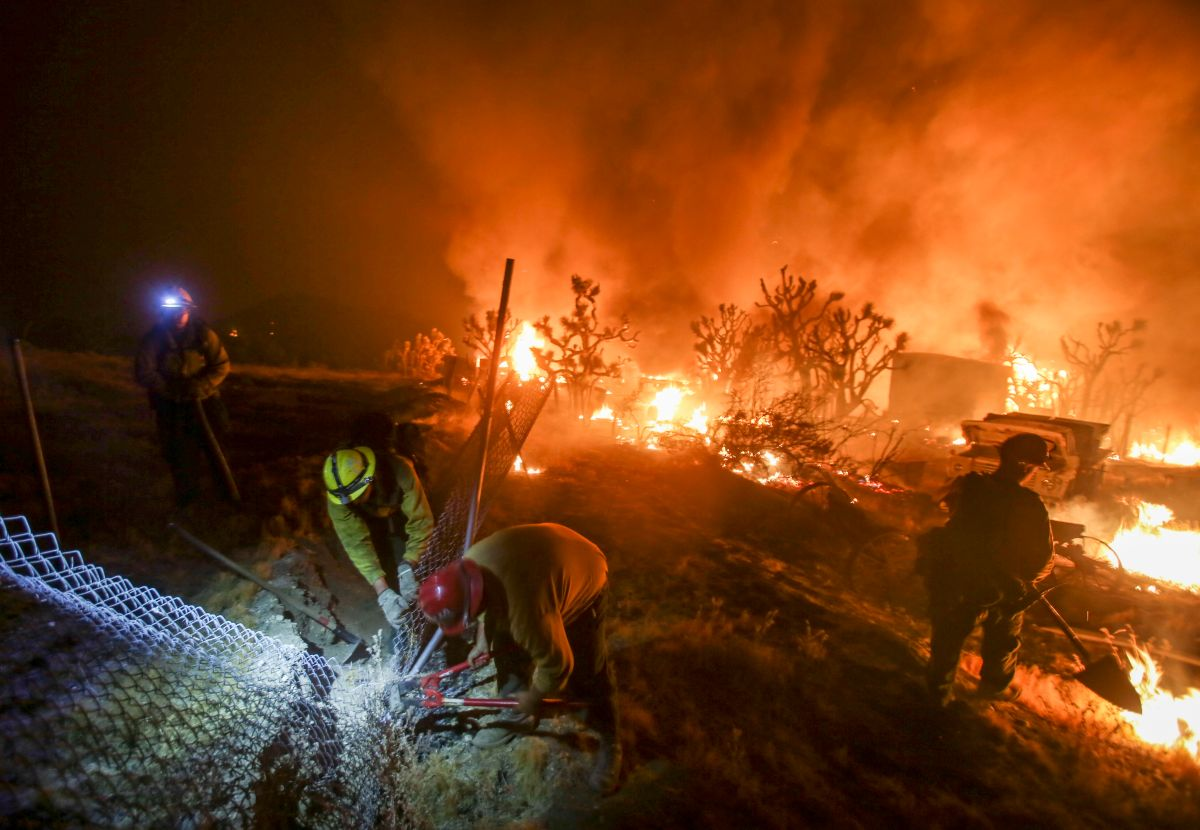 USCIS ofrece ayuda a inmigrantes afectados por incendios en California