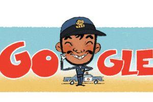 """El sentido homenaje de Google a Mario Moreno """"Cantinflas"""""""