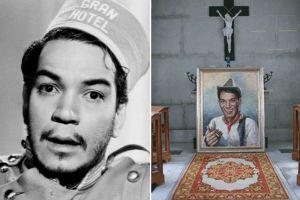 """Profanan la tumba de """"Cantinflas"""" en la Ciudad de México"""