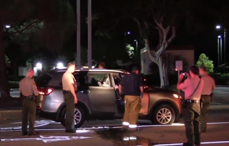Mujer recibió disparos mientras conducía cerca de la autopista 91