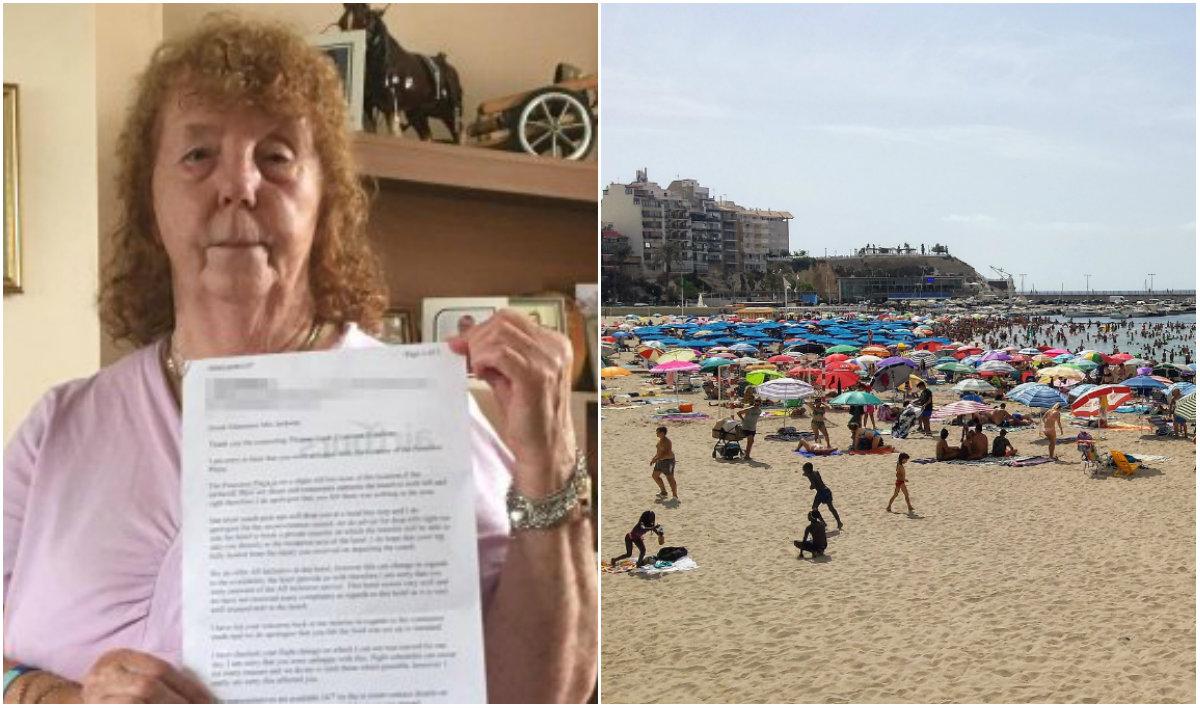 """Turista exige compensación económica porque su hotel en España estaba """"lleno de españoles"""""""