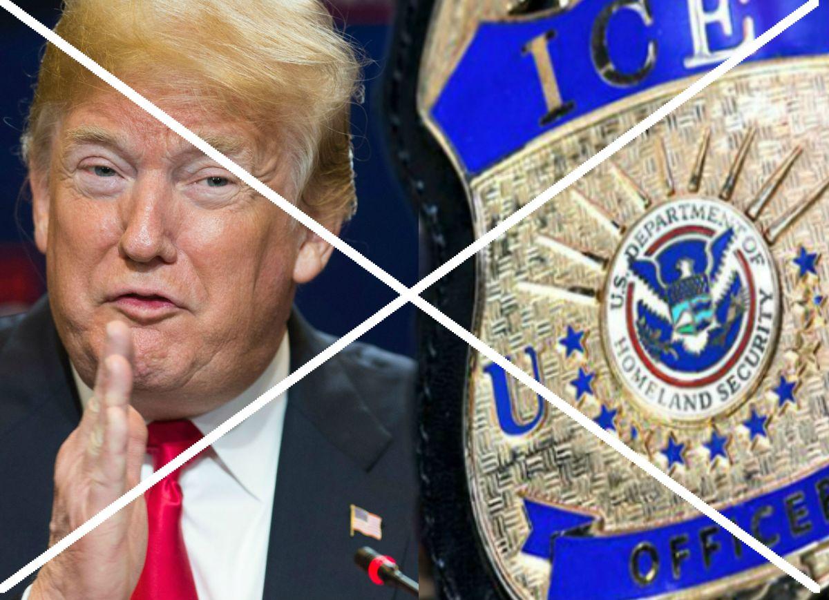 Dura amenaza contra agentes de ICE cuando Trump deje de ser presidente