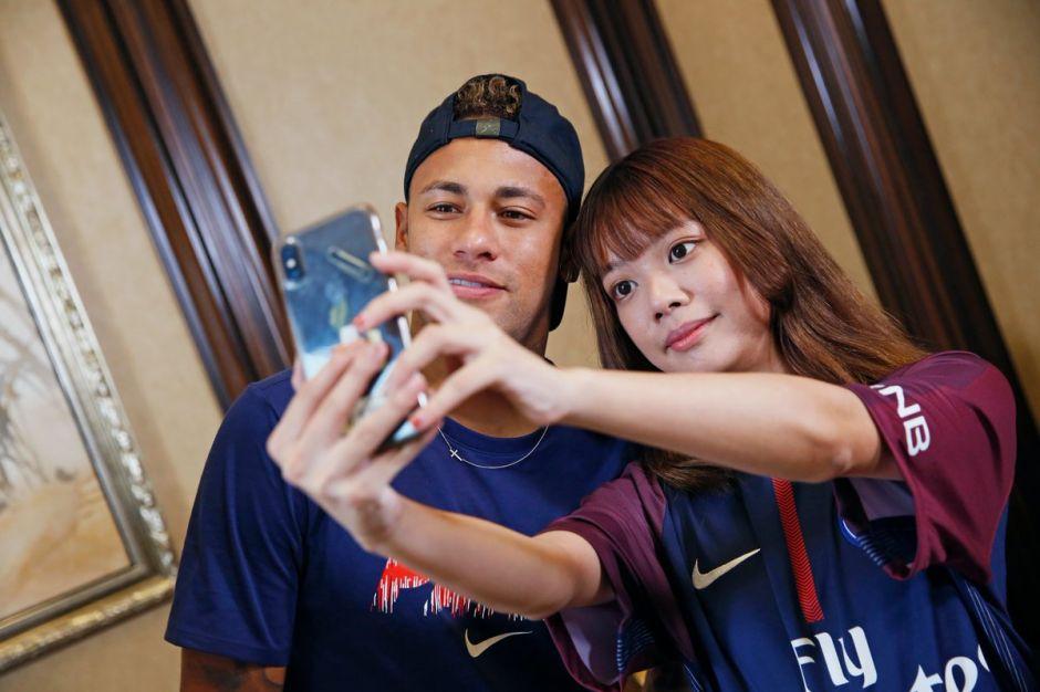 Neymar llega a China y se incorpora al París Saint-Germain