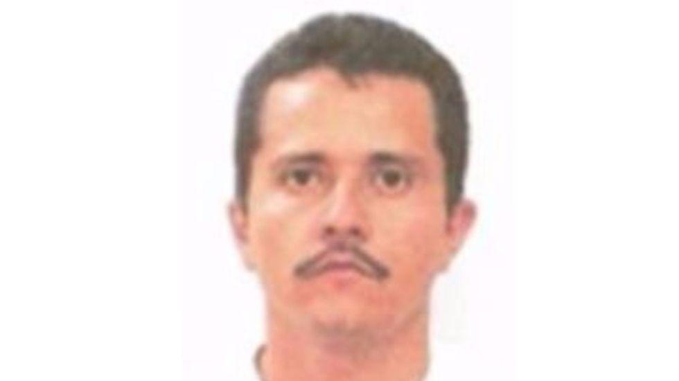 Nemesio Oseguera Cervantes. PGR Mexico