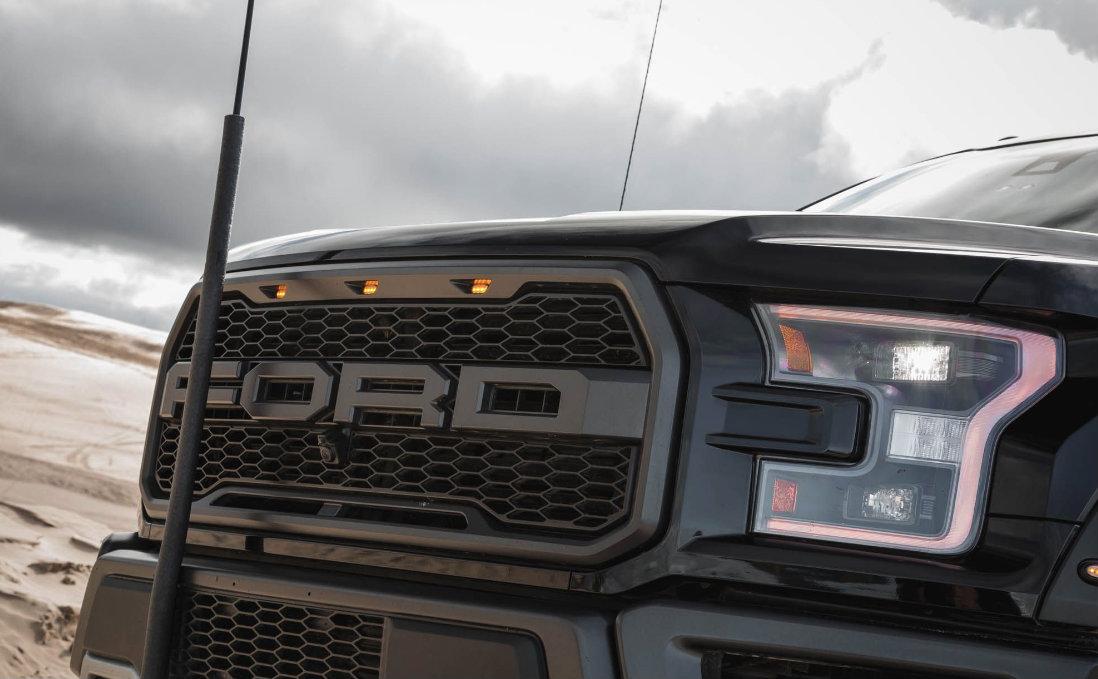 Ford F-450 Super Duty con motor turbodiésel V8 PowerStroke de 6.7 litros