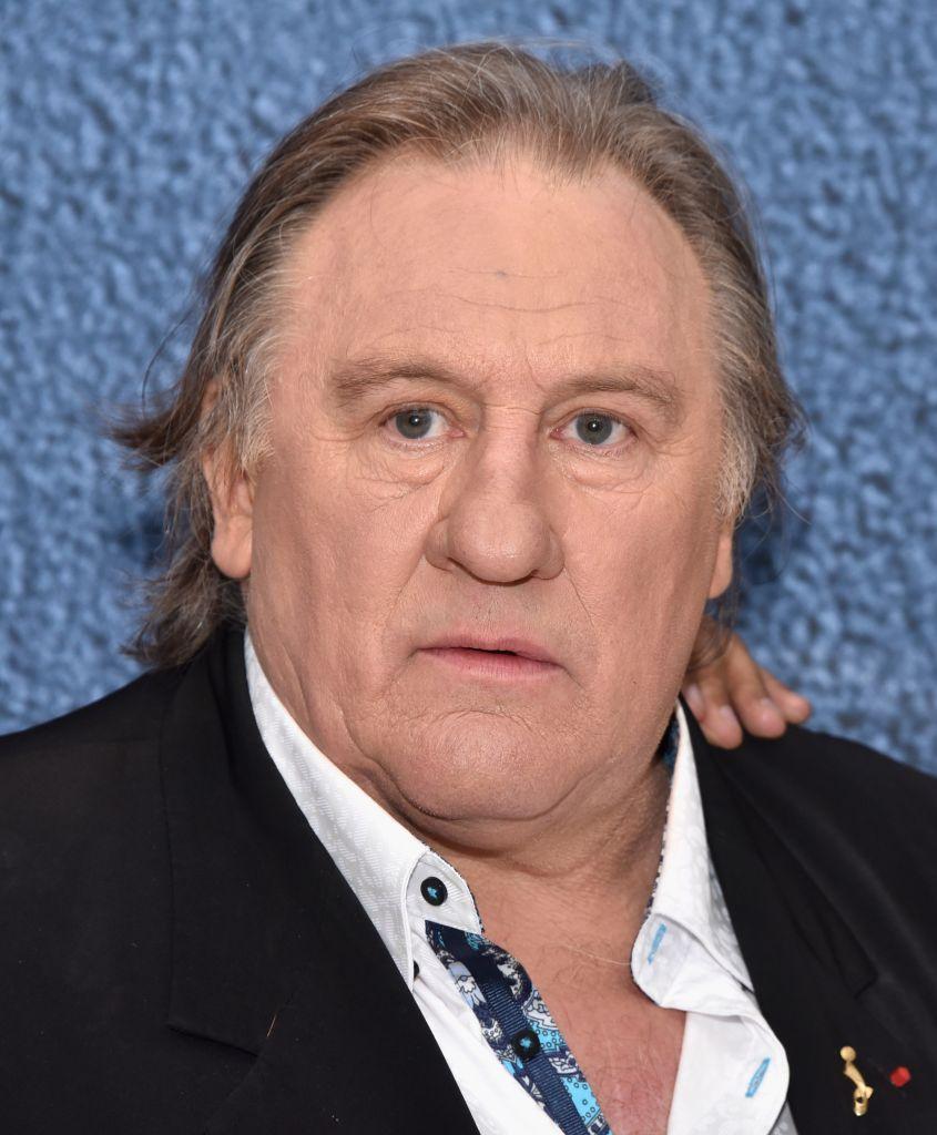 Gérard Depardieu es acusado de agresión sexual