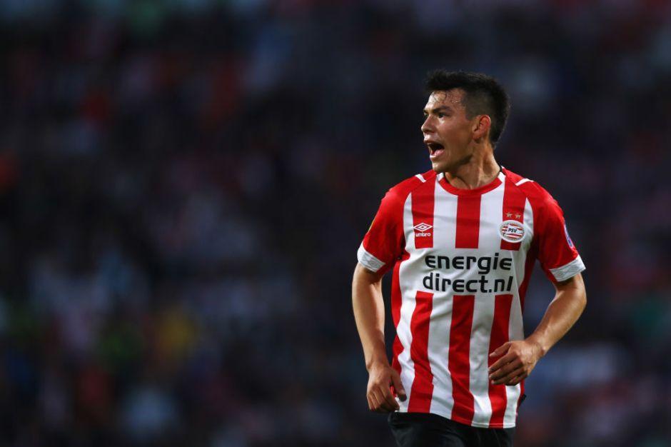 """Conoce a los rivales del """"Chucky"""" Lozano en la Champions League"""