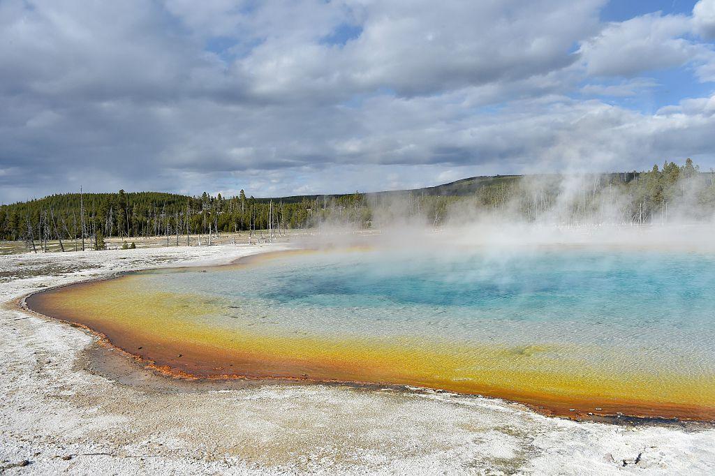 Hay un peligro mayor que una erupción volcánica en Yellowstone, advierten científicos
