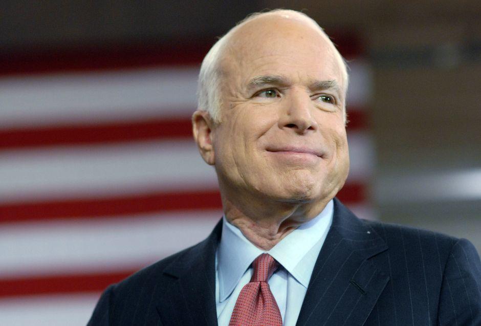 Editorial: Adiós, John McCain