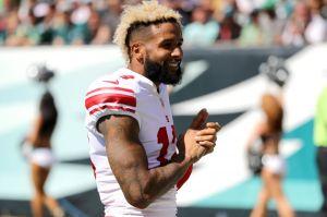 Odell Beckham Jr. firma una millonaria extensión y ya es el receptor mejor pagado de la NFL
