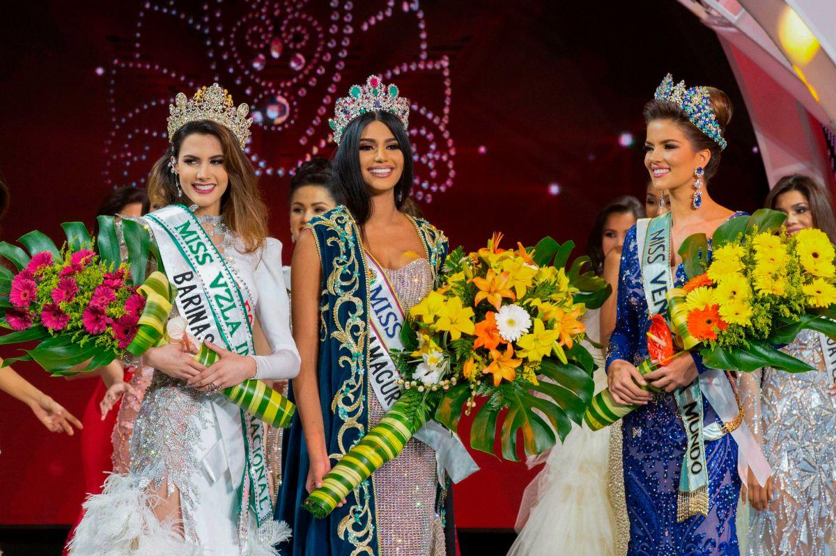 Reina de belleza gana demanda al Miss Venezuela y participará en Miss Mundo 2018