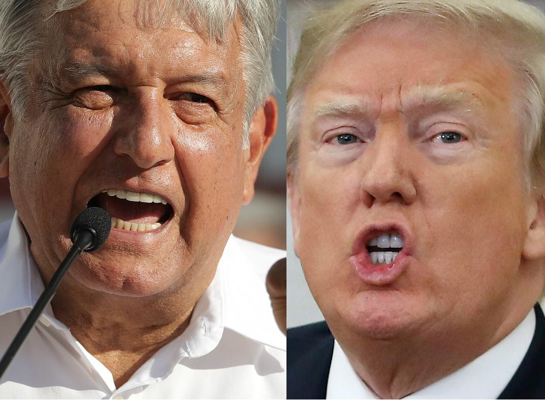 AMLO manda derechazo a Trump y a su política de intimidación