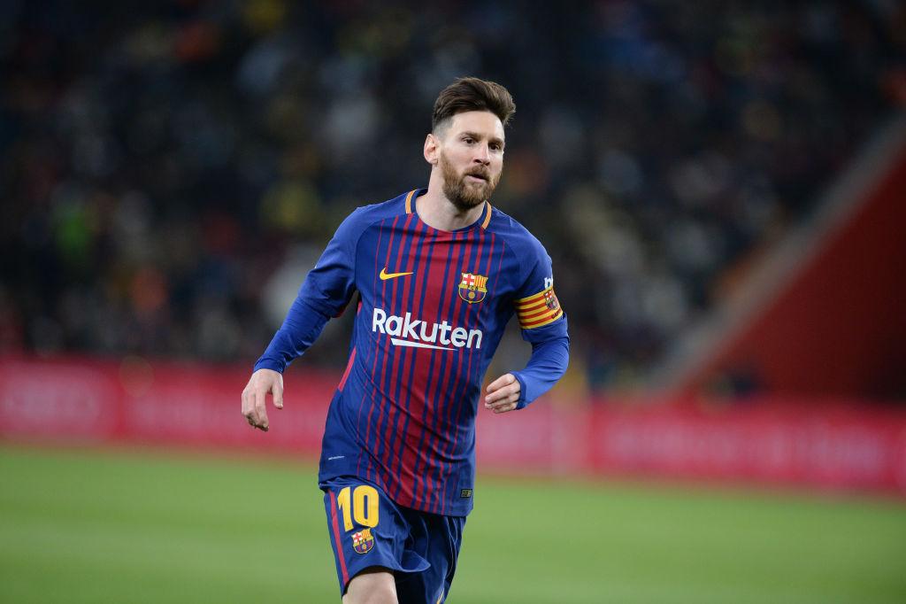 Lionel Messi fue nombrado como el primer capitán del Barcelona