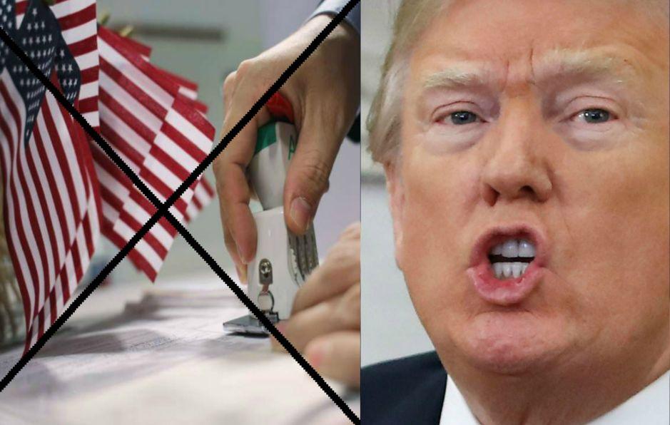 """Dos condados de California desafían a Trump y su nueva regla de """"carga pública"""""""