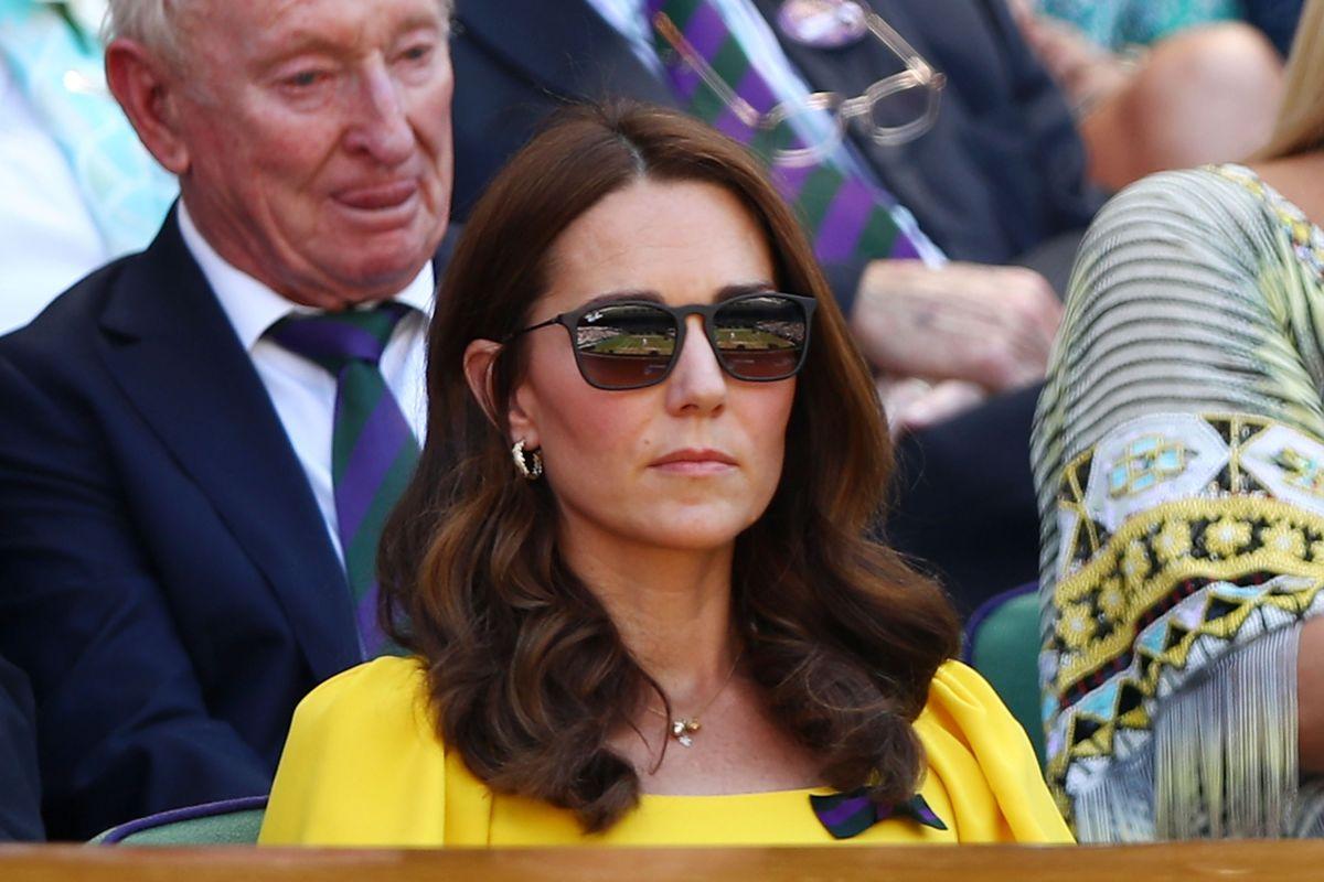 Kate Middleton, la duquesa de Cambridge, ha quedado tristemente al descubierto