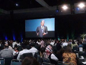 """Al Gore: """"La solución contra el cambio climático viene de las propias comunidades"""""""