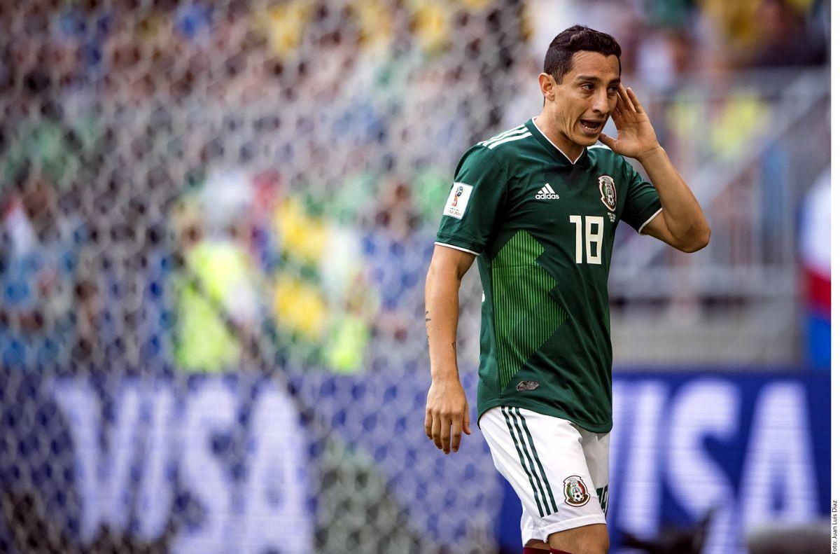 Andrés Guardado revela que rechazó tentadora oferta de la MLS
