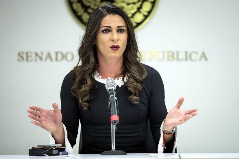 Ana Guevara promete dirigir al deporte sin venganzas en el sexenio de AMLO