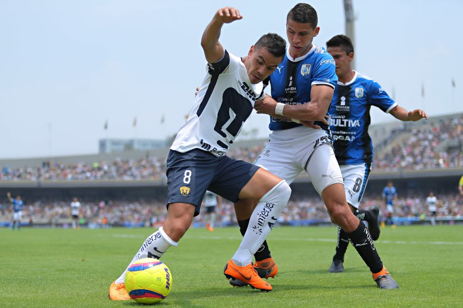 Liga MX, fecha 6: Pumas UNAM vs. Querétaro, horario y canales de TV