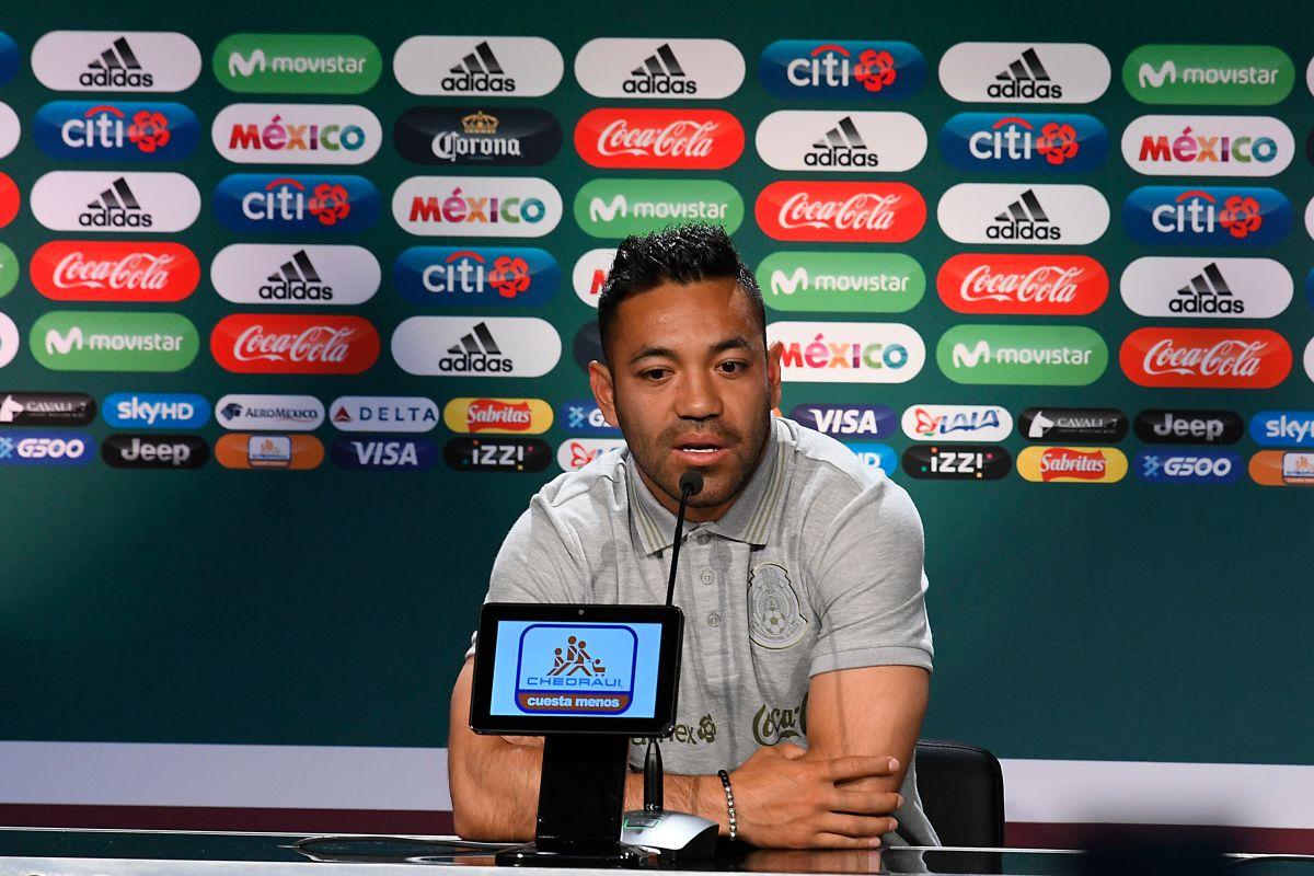 Marco Fabián revela su verdad por la que no firmó con el Fenerbahce