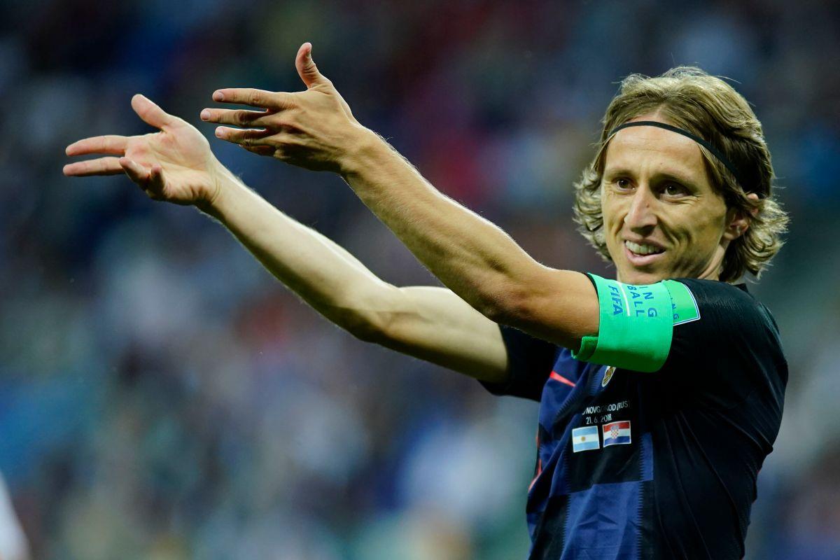 Inter de Milan se perfila como el nuevo destino de Luka Modric
