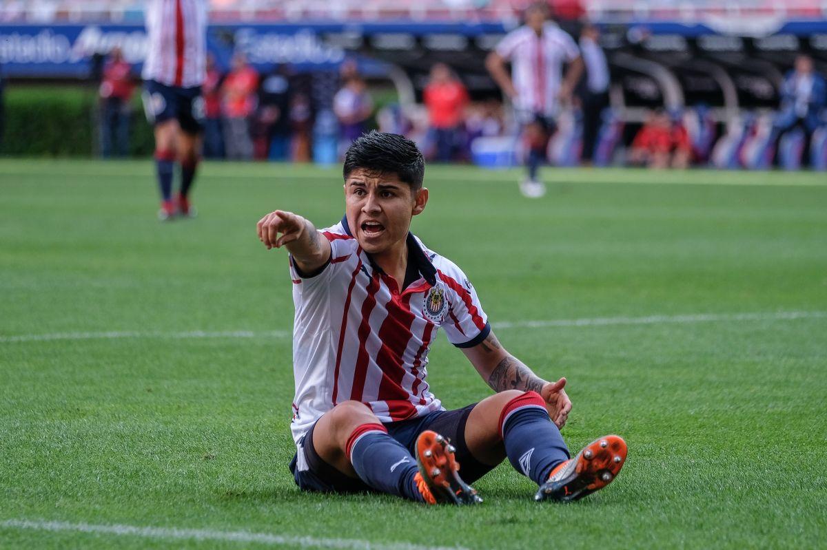 López ha sido criticado por la afición.